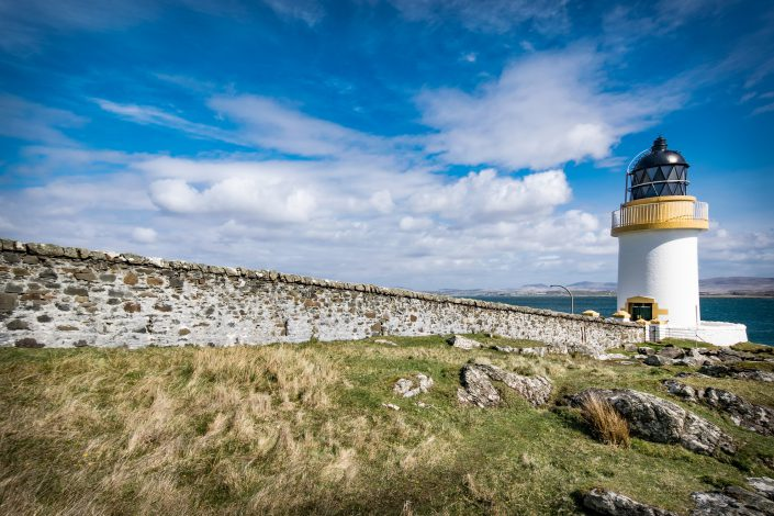 Gruinart Farmhouse Photo Gallery - Islay Holiday Let - Port Charlotte Lighthouse