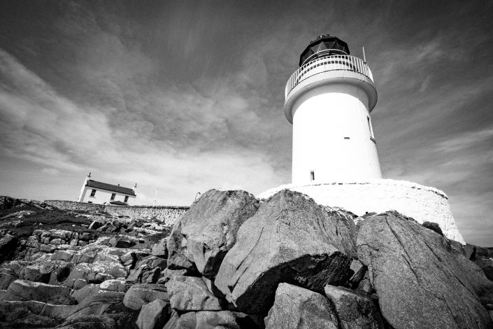 Gruinart Farmhouse Photo Gallery - Islay Holiday Let - Port Charlotte Light House